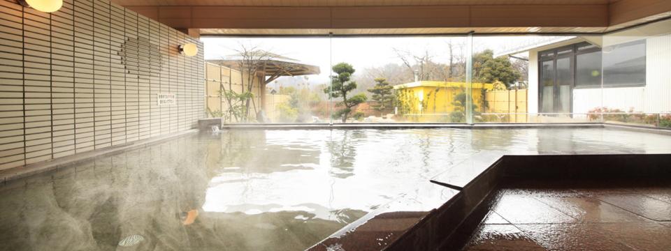 ふよう荘 大浴場